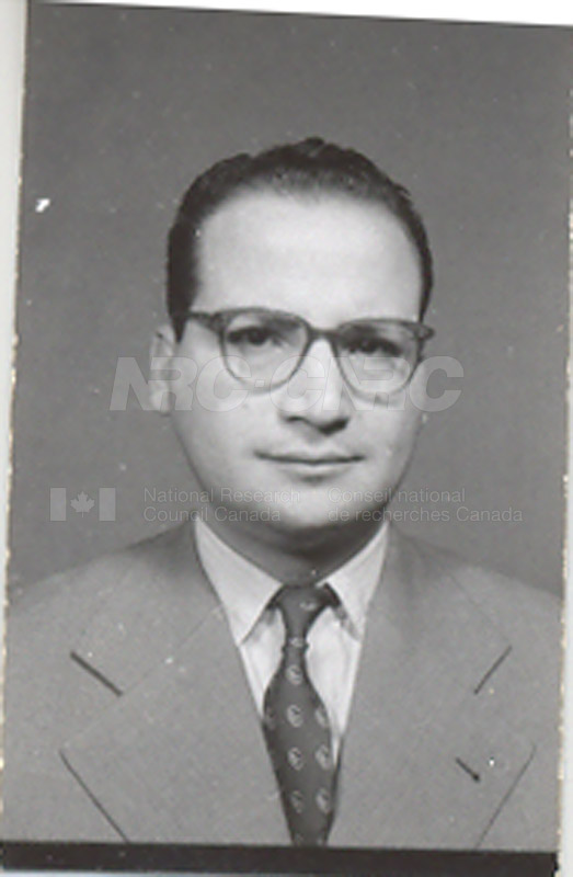 Photographs of Postdoctorate Issue 1957 044