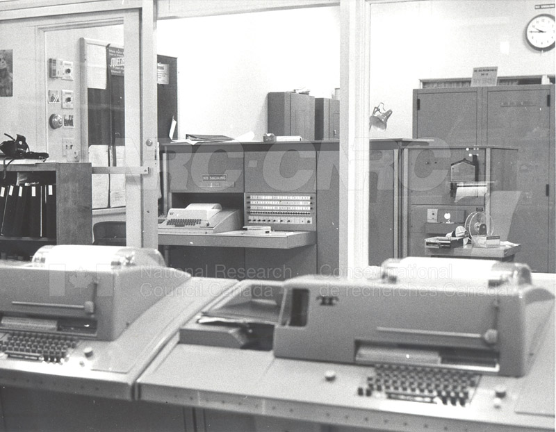 A.R.O. Computing Facility c.1969