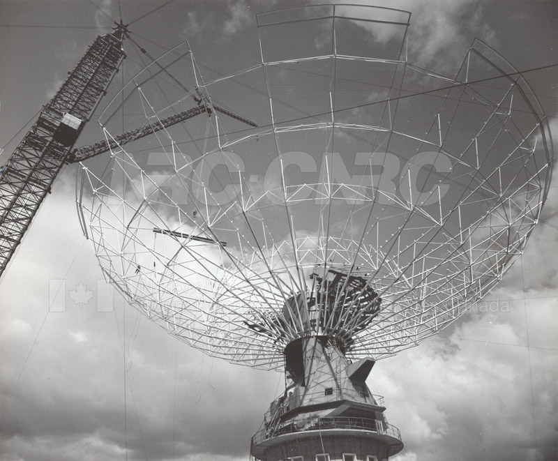 Radio Telescope at Parkes N.S.W. 1960 Commomwealth Scientific and Industrial Research Organization 1960 011