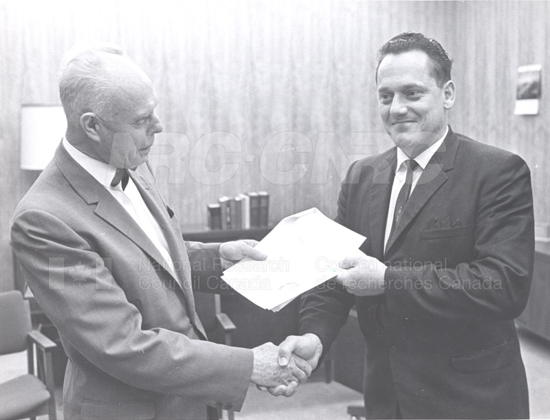 First Collective Agreement with R.C.E.A. 1968 007