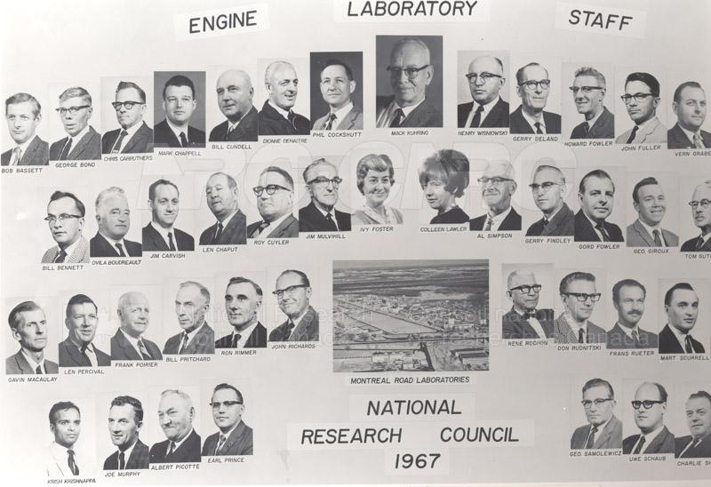 Mechanical Engineering-Engine Lab Staff 1967 001 pt.1