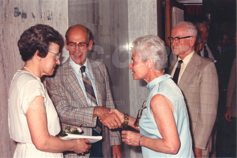 Alf Tickner Retirement May 1986 005