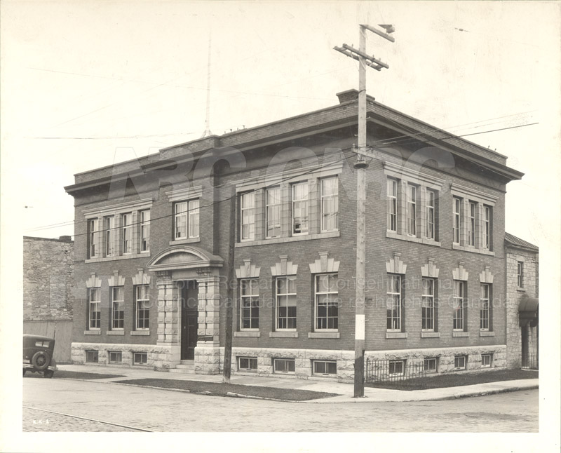 NRC- Dept. of Trade & Commerce- Office Building 79 Sussex Street (KK-1) 1929