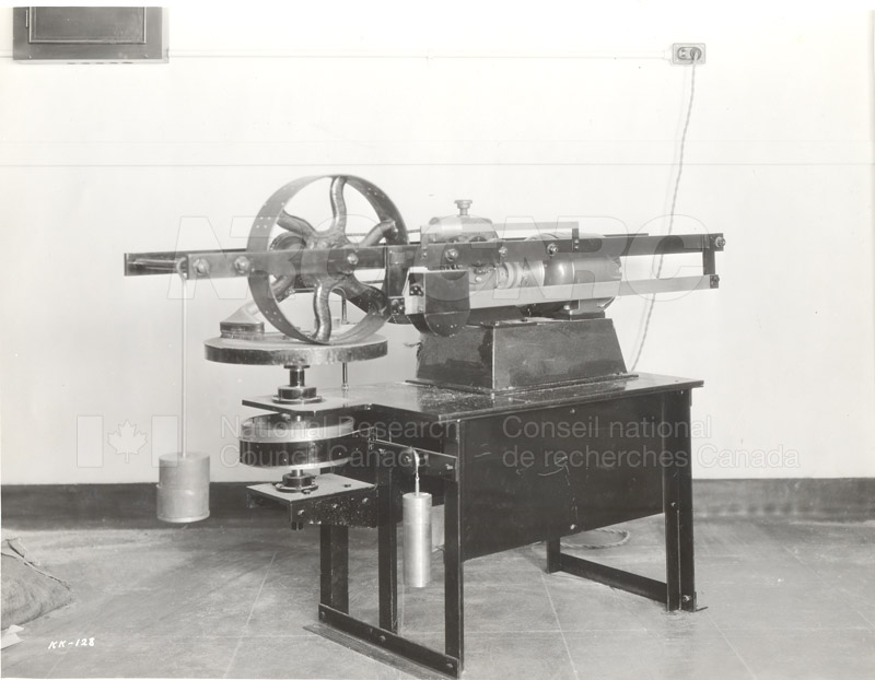 Leather Research- Abraision Testing Apparatus