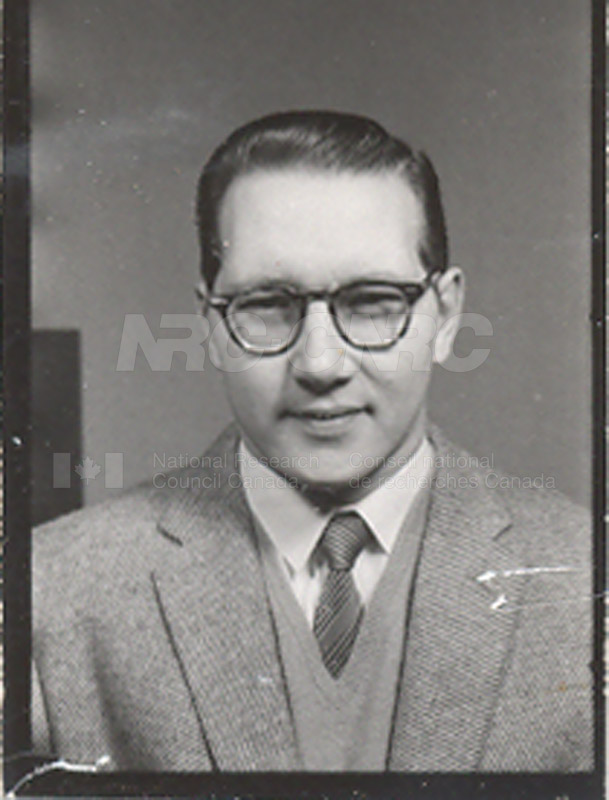 Post Doctorate Fellow- 1959 107