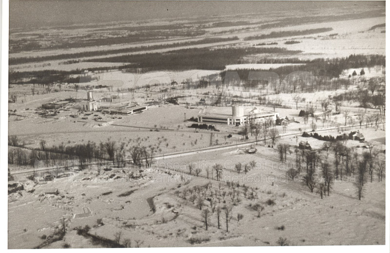 Montreal Road Campus Aerial View 1941 003