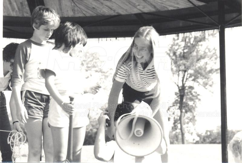 NRC Employees' Picnic Vincent Massey Park 1984 008