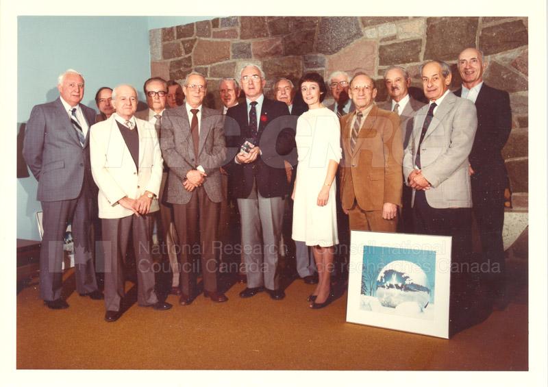 40 Year Service Awards 1984 001
