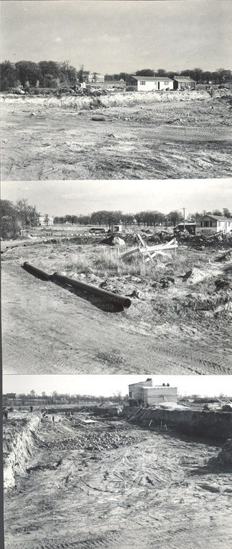 Construction of M-50 Oct. 12 1951 #2916 002