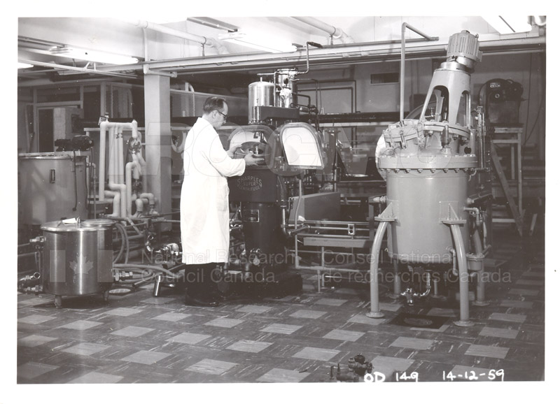 Engineering and Development- Rideau Falls lab Dec. 14 1959 003