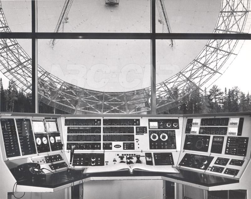Algonquin Observatory c.1969