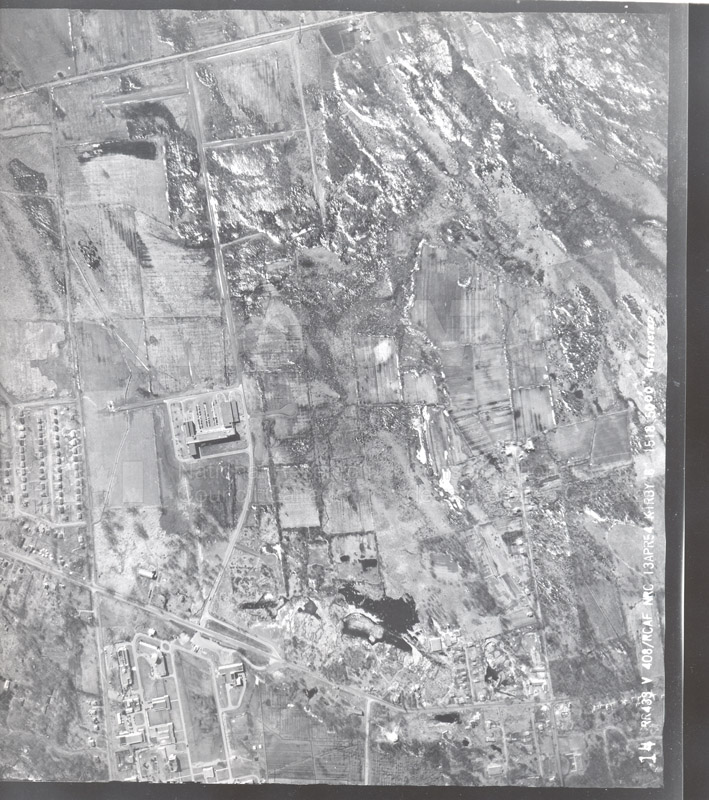 Montreal Road Campus Aerial View 1944 002 pt.2