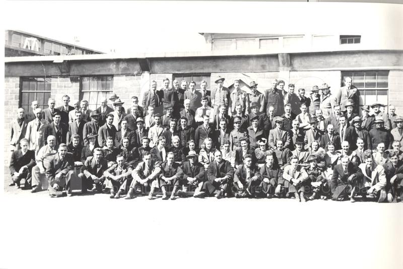 Mechanical Engineering Shop Group 1941 001 pt1