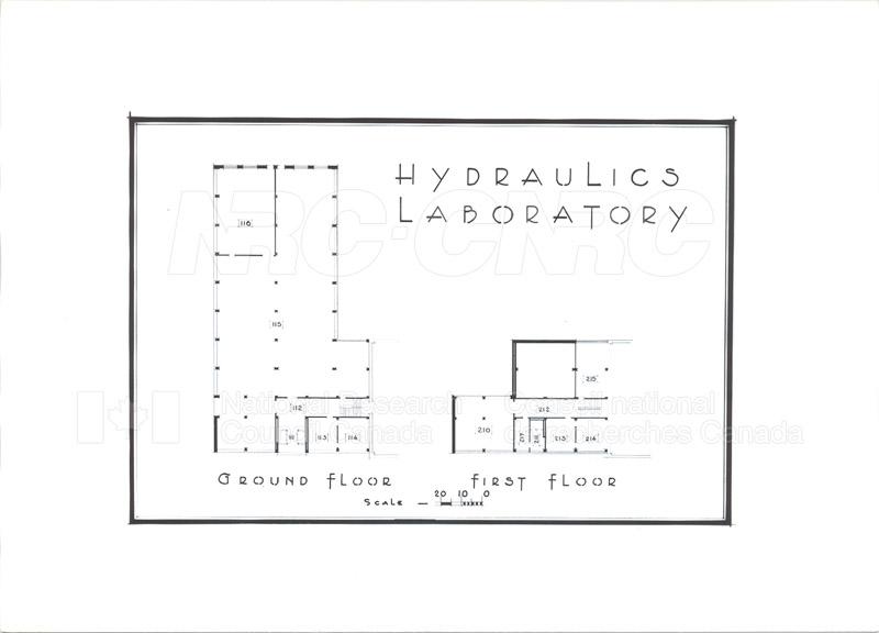 Buildings- Floor Plans Sept. 1948 006