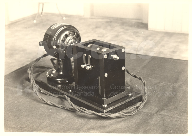 Apparatus Built by Shops - Sussex Dr. 1931-1932 017