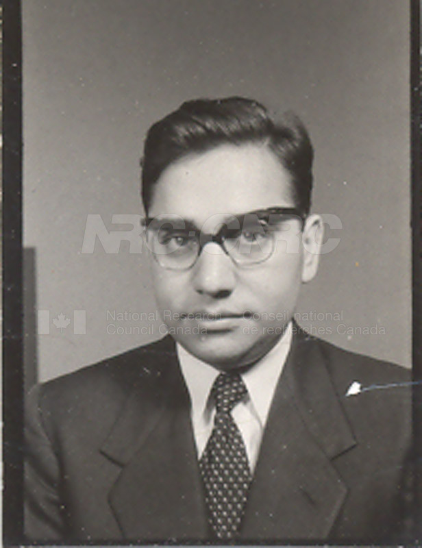 Post Doctorate Fellow- 1959 103