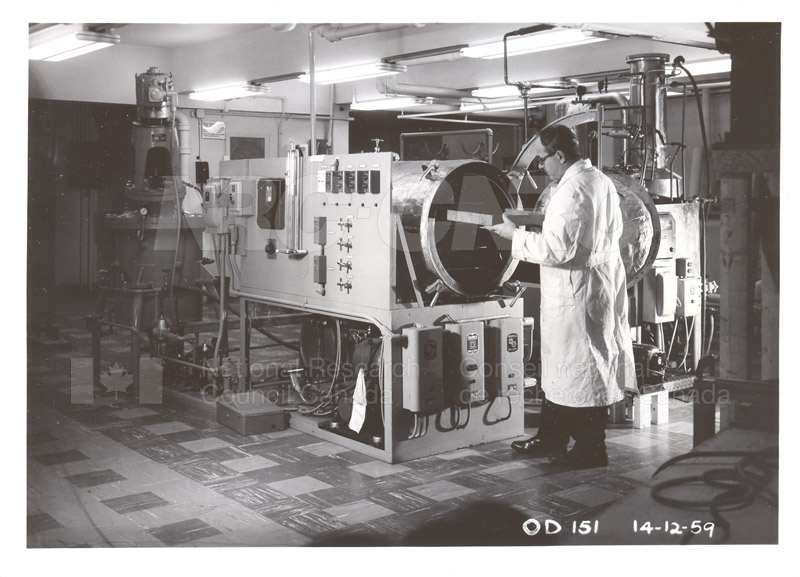 Engineering and Development- Rideau Falls lab Dec. 14 1959 001