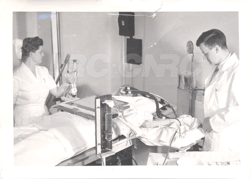 University of Manitoba Cardiac Catheterization Unit 002