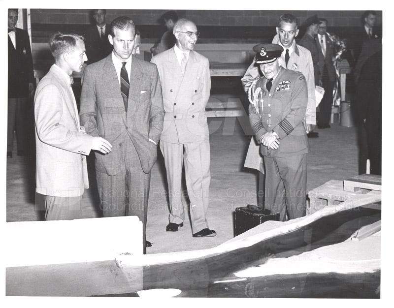 HRH Duke of Edinburgh Function 1954 010
