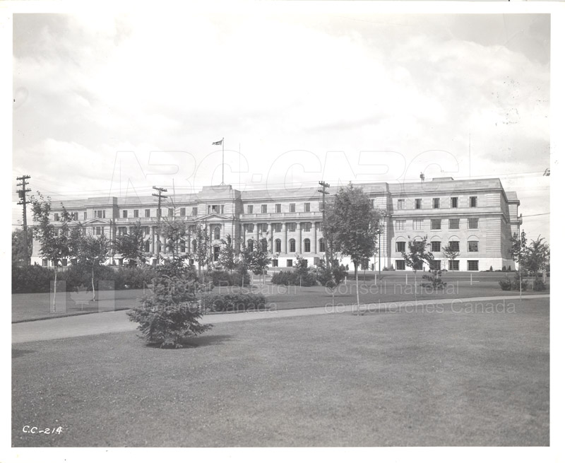 100 Sussex Drive Newly Constructed Labs- NRC c.1935