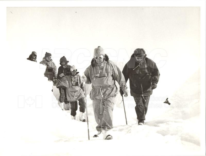 CSC New Zealand-Antarctica- Dr. Ballard and Dr. Babbit 1964 007