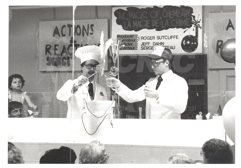 NRC Open House- Chemistry 1984 001