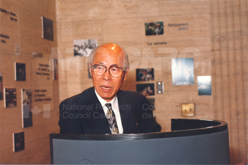 Agreement Signing RIKEN 23 Sept. 1997 013