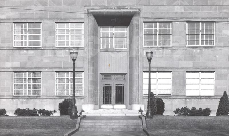 The Building- Exterior Views 1950-1968 005