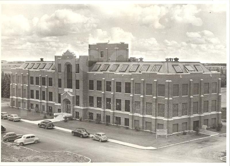 Prairie Regional Laboratories U. of Saskatchewan, Saskatoon 1952