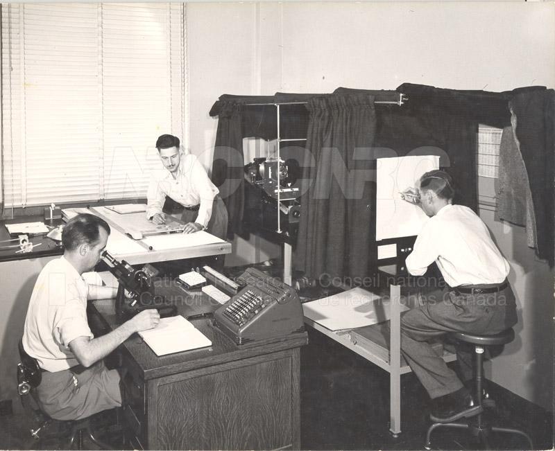 Macromolecules Lab June 1953