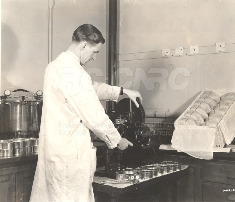 Canning Laboratory- Can Sealing Apparatus c.1940 002