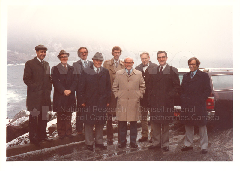 Advisory Committee on Arctic Vessel and Marine Research Meeting, St. John's NFLD March 1981