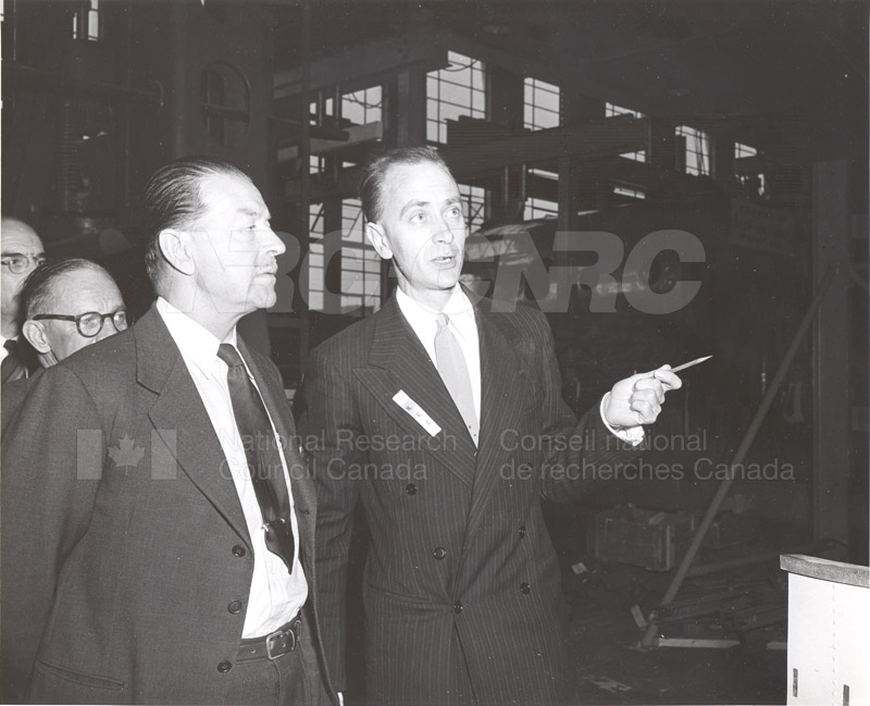 NRC Open House- Montreal Road Labs June 1 1950 Folder 3 001