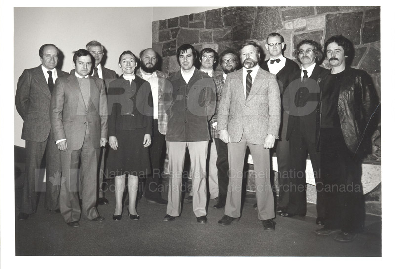 Meeting- Associate Committee on Quarternary Research, Final Meeting 1979
