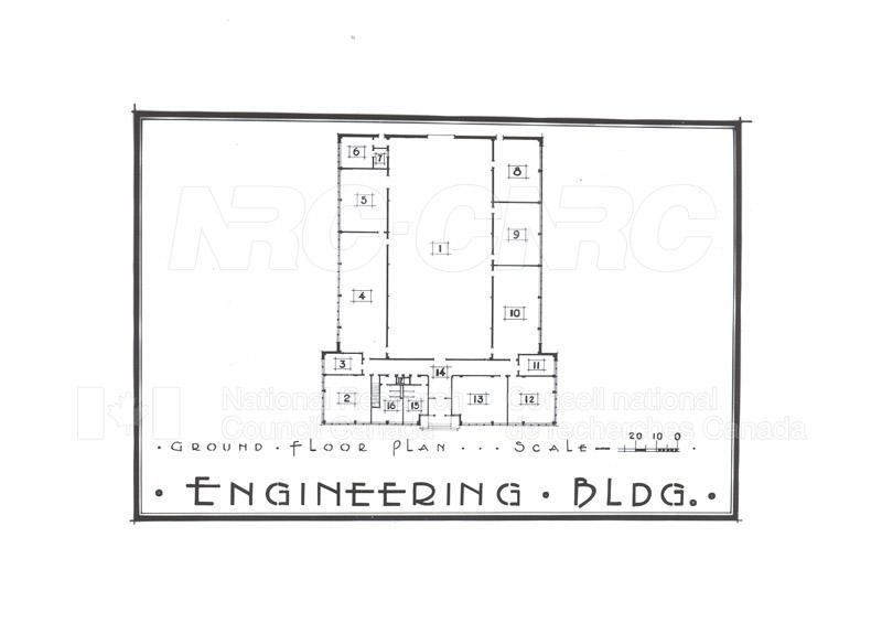 Buildings- Floor Plans Sept. 1948 013