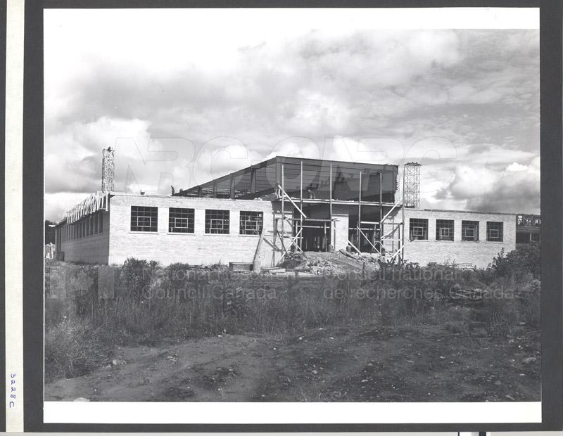 Construction of M-50 Sept. 17 1952 #3228 003