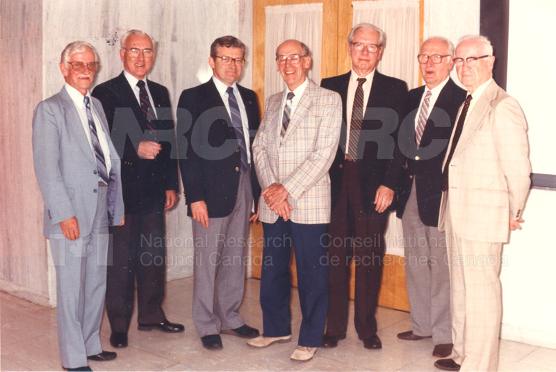 Alf Tickner Retirement May 1986 008