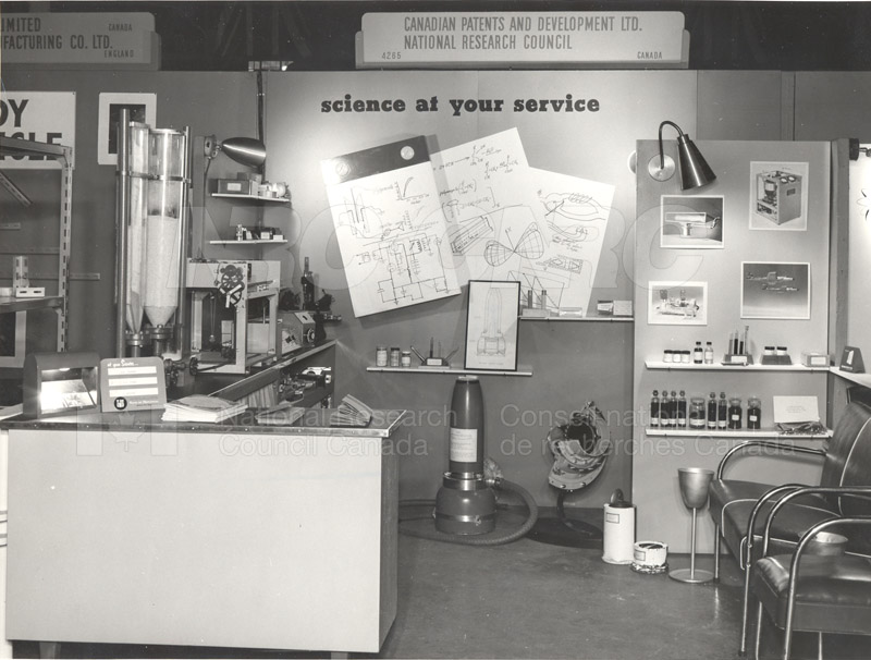 Photo for International Trade Fair 1955
