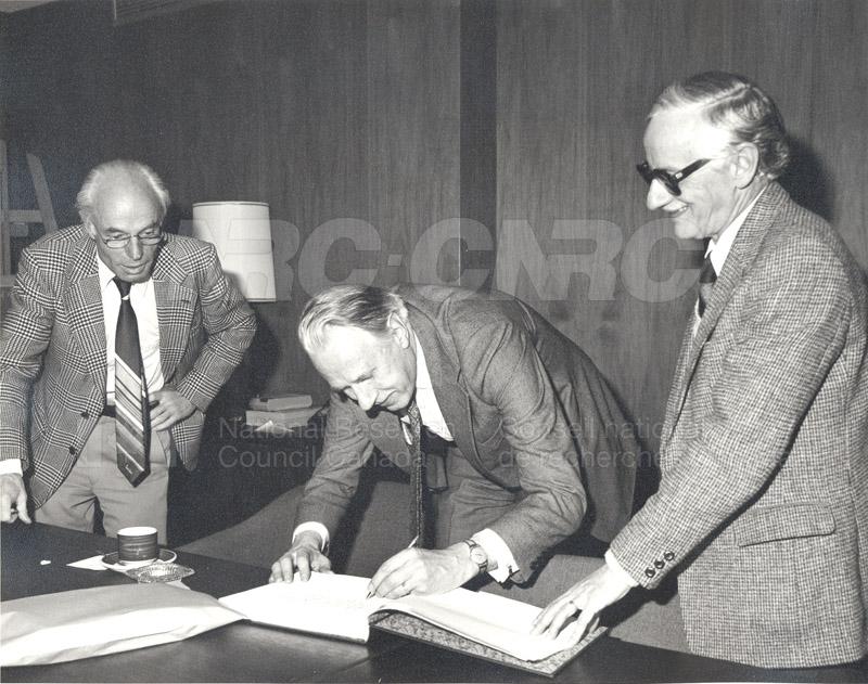 Sweden Ambassador March 5 1982 001