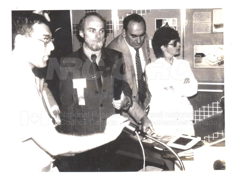 International Conf. on Rehabilitation Engineering, Ottawa 1984