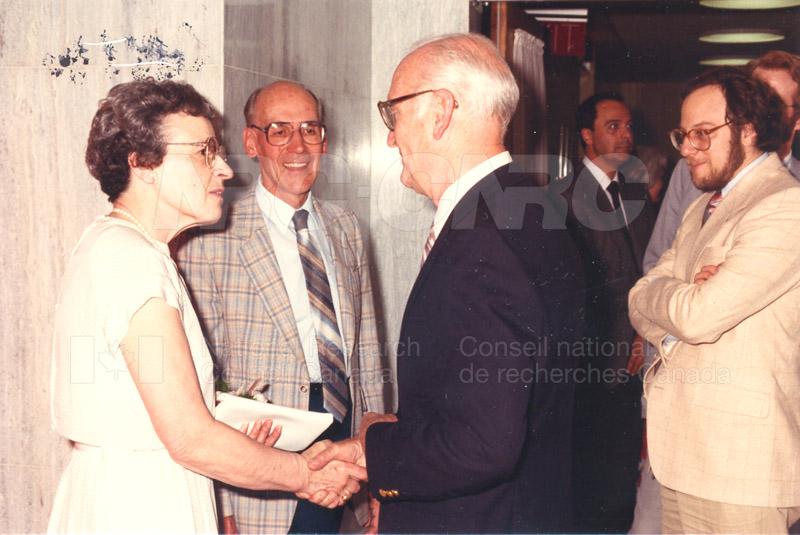 Alf Tickner Retirement May 1986 012