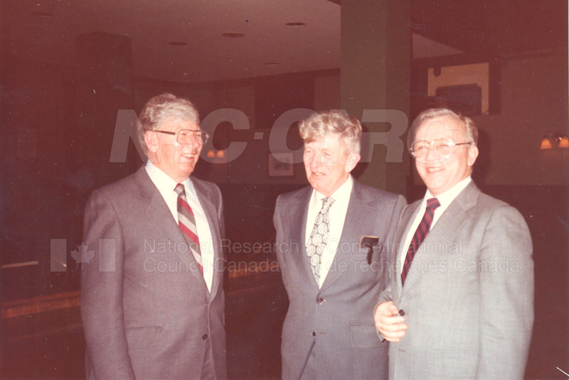 Retirement - D.G. Smith (ARL) 1985 004