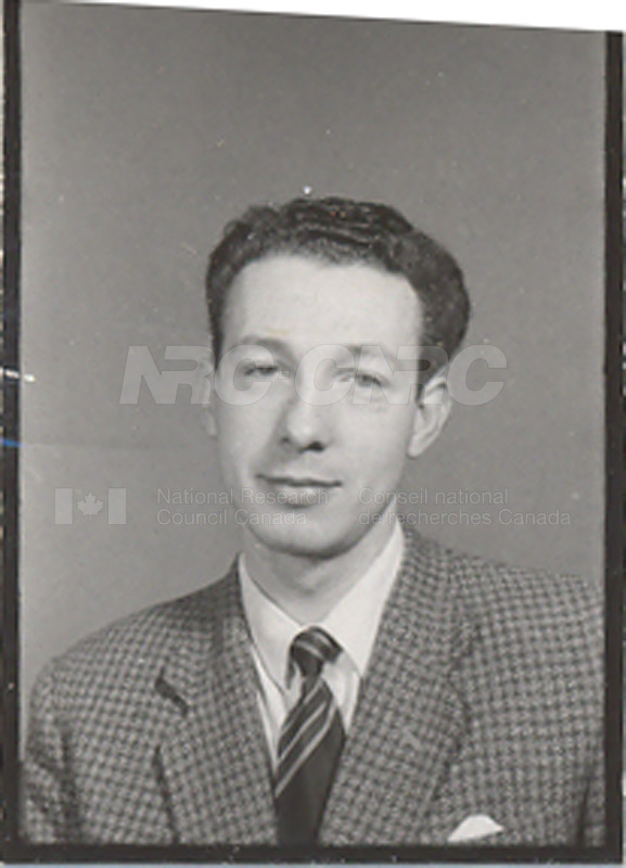 Post Doctorate Fellow- 1959 020