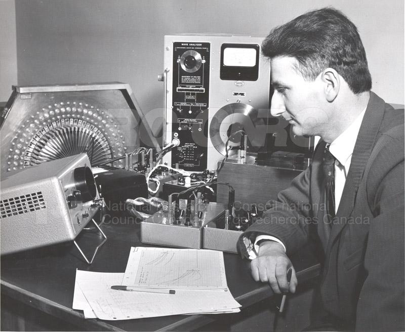 Dr. P. Miljanic Post Doc E.E. 1960-61 001