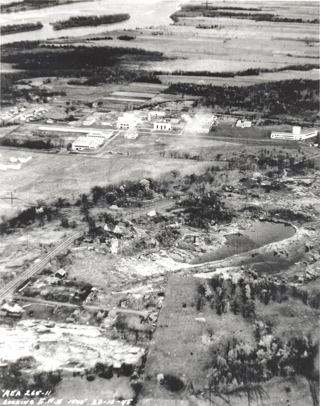Montreal Road Campus Aerial Views 1945 001