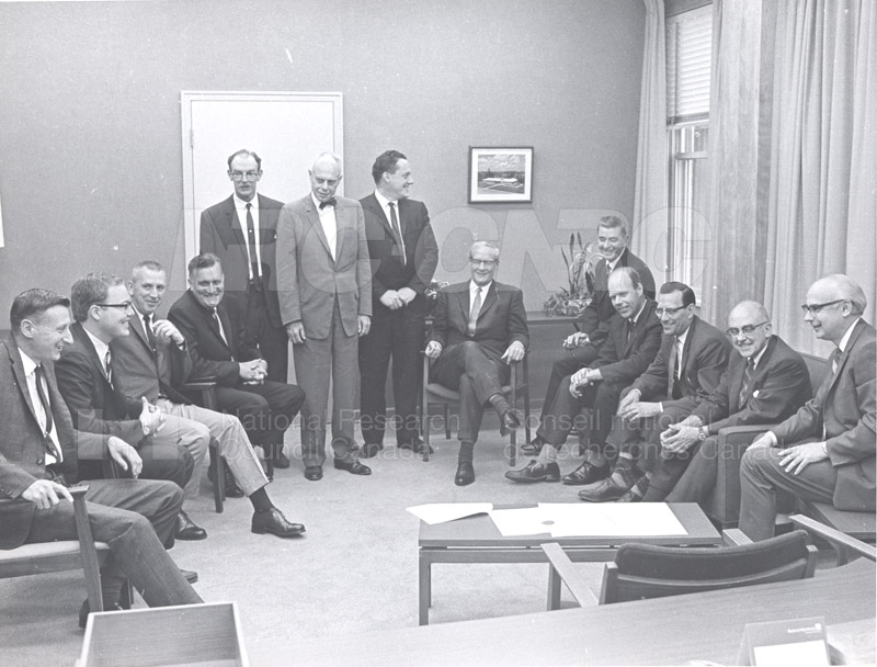 First Collective Agreement with R.C.E.A. 1968 004