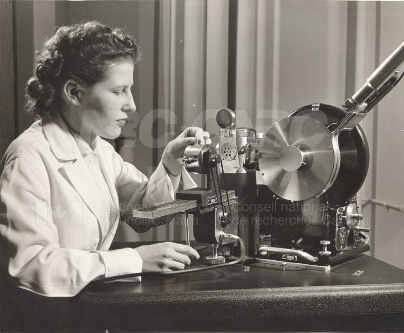 Mrs. Henry Schneider- Spectrograph June 1955 002