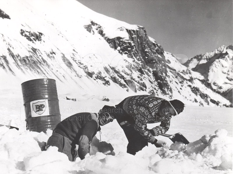 Glaciers- Sir Edmund Hilary 1956
