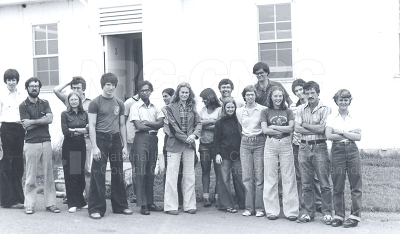 Summer Students 1979 008