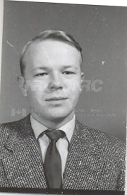 Photographs of Postdoctorate Issue 1957 069